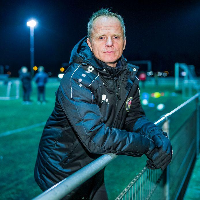BVV Trainer Peter Burg