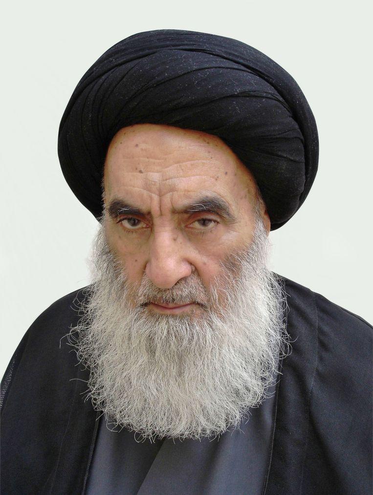 Ali al Sistani. Beeld Reuters