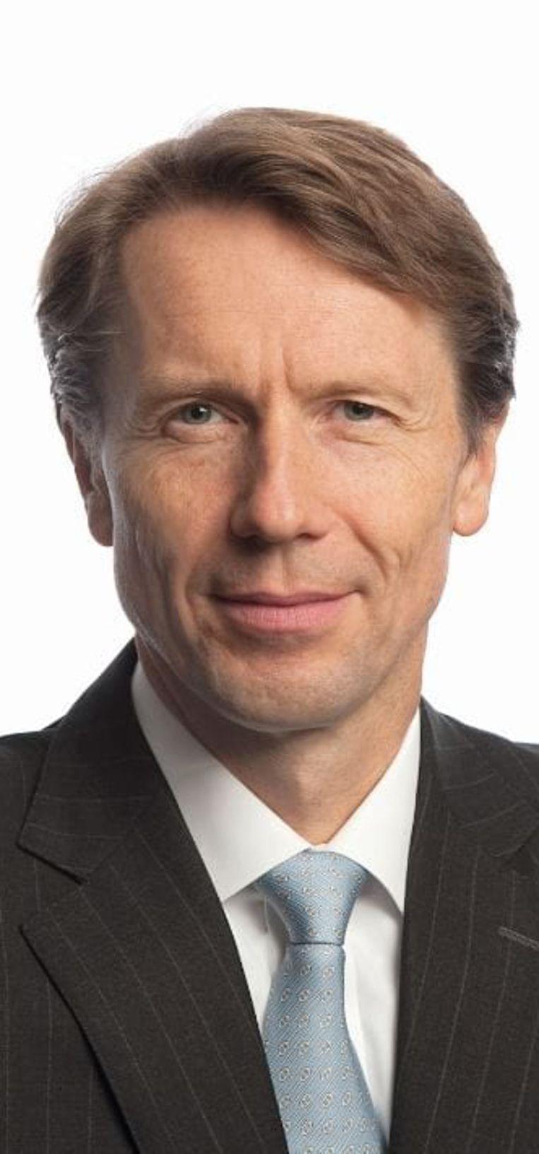 Erik Engstsröm van Relx kreeg in de periode 2016-2018 een beloning van 36,3 miljoen euro. Beeld -
