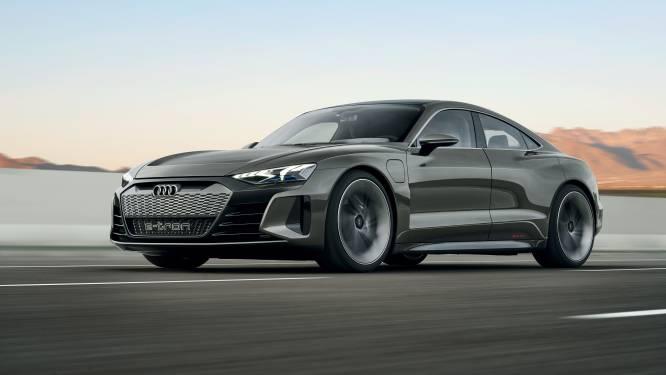 Audi onder st(r)oom: deze 20 elektrische modellen komen nog vóór 2025