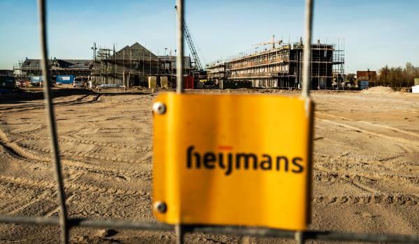 Heijmans houdt hoop na 'dramatisch' jaar