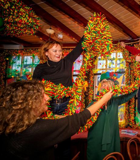 Café Anneke haalt het Maastrichtse carnaval naar Wijchen