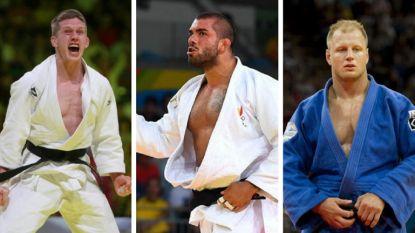 Toma Nikiforov 10de Belgische man die goud verovert op EK judo: wie zijn zijn voorgangers?