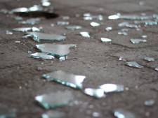 Glas op N11, rijstroken bij Alphen afgesloten