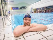 Opnieuw zilver voor zwemmer Wessel Everloo uit Almelo