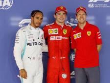 Leclerc opnieuw de snelste: 'Dit overtreft alle verwachtingen'
