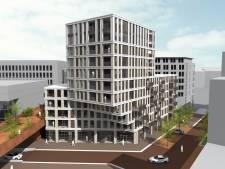 Nieuw gebouw Paleiskwartier: 'gedraaide' toren markeert einde Bordeslaan