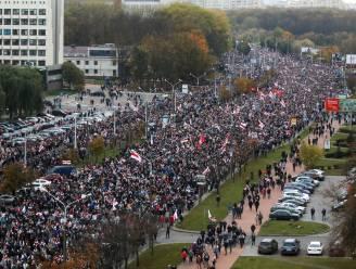 Zeker 500 betogers opgepakt in Wit-Rusland tijdens nieuwe protesten tegen Loekasjenko, oppositieleidster kondigt algemene staking aan