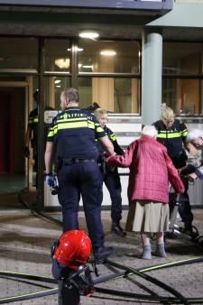 Verpleeghuis in Lelystad deels ontruimd vanwege brand: 30 bewoners elders opgevangen