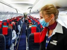 Brussels Airlines a effectué un premier vol d'essai avec des tests Covid rapides
