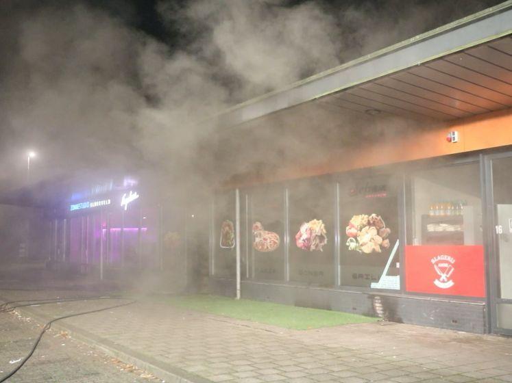 Tweede brandstichting in ruim een maand tijd bij Arnhemse cafetaria