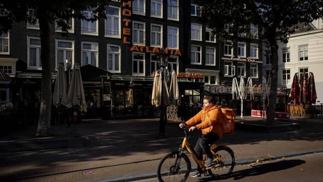 Nederlandse horeca sloot bijna twee weken geleden de deuren, maar effect lijkt uit te blijven. Hoe kan dat?