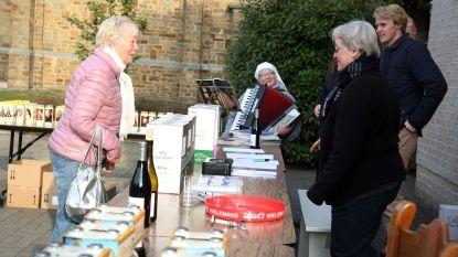 Zusters Sacramentinnen blijken geboren marktkramers