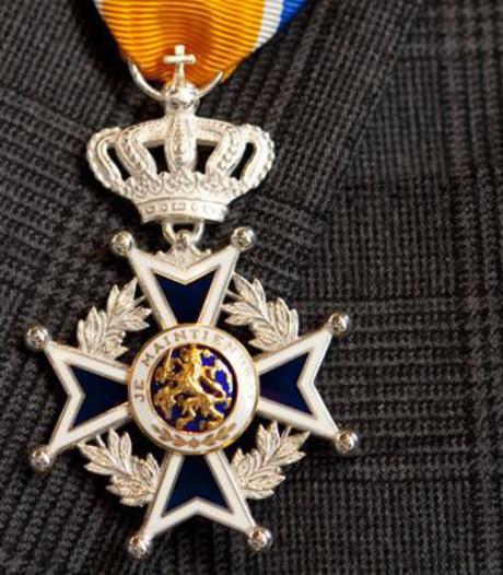 Twee inwoners gemeente Staphorst krijgen koninklijke onderscheiding