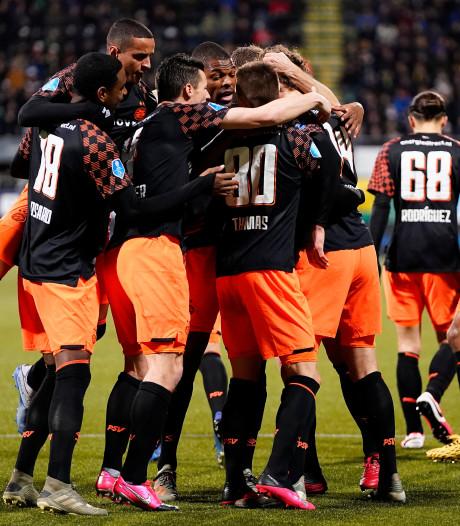 Voor PSV volgt de komende weken het echte werk