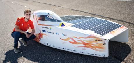 Michel Versteegh hielp mee aan wereldrecord zonnewagen: 'Dit vergeet je de rest van je leven niet meer'