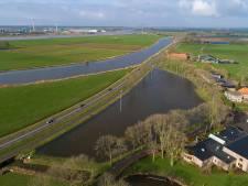 Kampen adviseert stallen op hoogte te bouwen in 'overstromingsgebied' Kampereiland