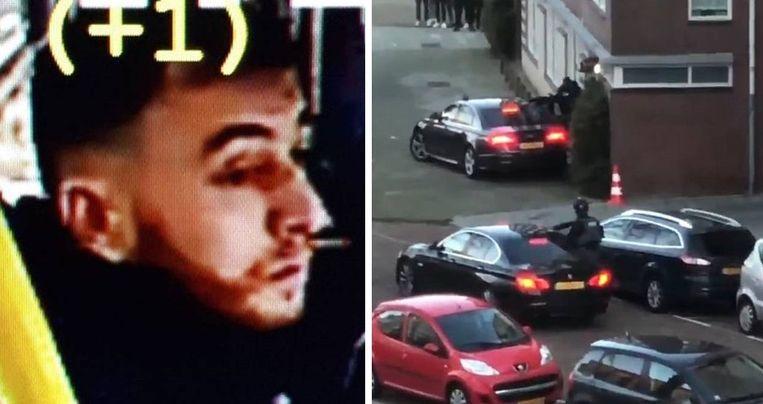 Hoofdverdachte Gökmen Tanis (37) werd opgepakt door de politie tijdens een inval in een pand aan de Oudenoord in Utrecht.