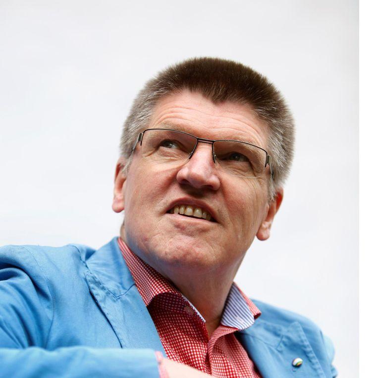 Jan-Willem Grievink, hoofddocent voedselstrategie aan Nyenrode Business Universiteit en directeur van Foodservice Instituut Nederland Beeld FSIN