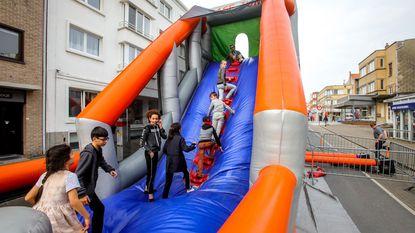 Speelplezier troef tijdens Koksijde Kids