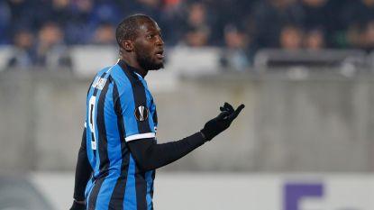 Geen match voor Lukaku dit weekend: Inter-Sampdoria afgelast door coronavirus