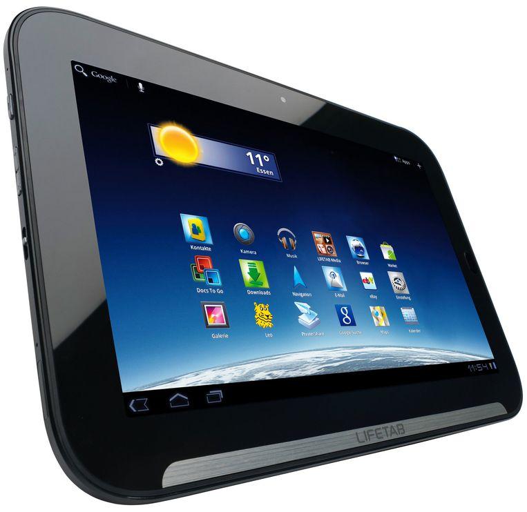Het Duitse Medion is, met zijn Lifetab 10, een van de weinige fabrikanten die een 10-inch-tablet voor een prijs onder 200 euro in de aanbieding heeft.