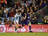 Barcelona moet genoegen nemen met punt in Vigo