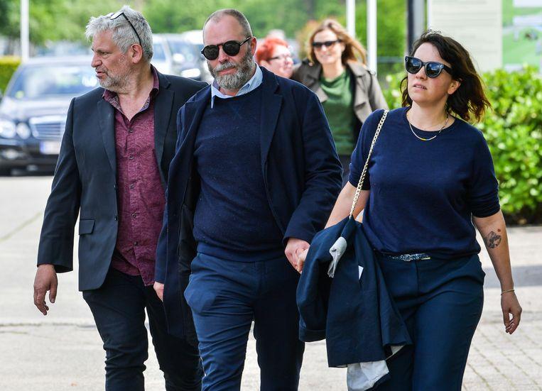 Pascal Braeckman, Tomas De Soete en Siska Schoeters
