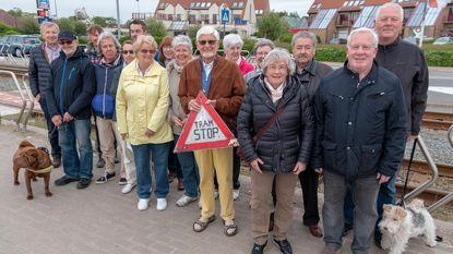 Buurtbewoners Aldi houden petitie voor tramhalte
