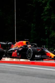 Verstappen achter Mercedessen in eerste training van het seizoen