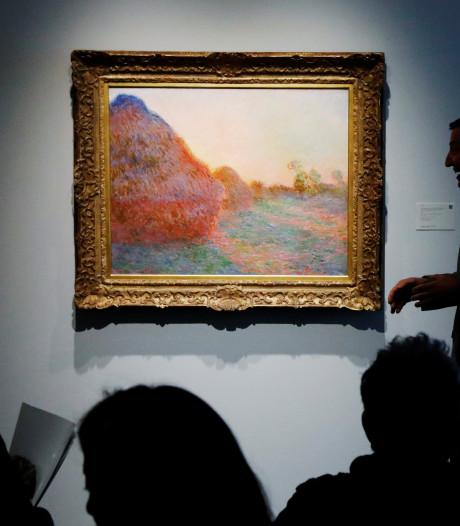 98 miljoen euro: recordopbrengst voor iconisch meesterwerk van Monet