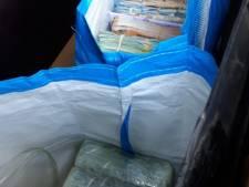 Vondst acht ton en cocaïne Breda ook door kraak EncroChat
