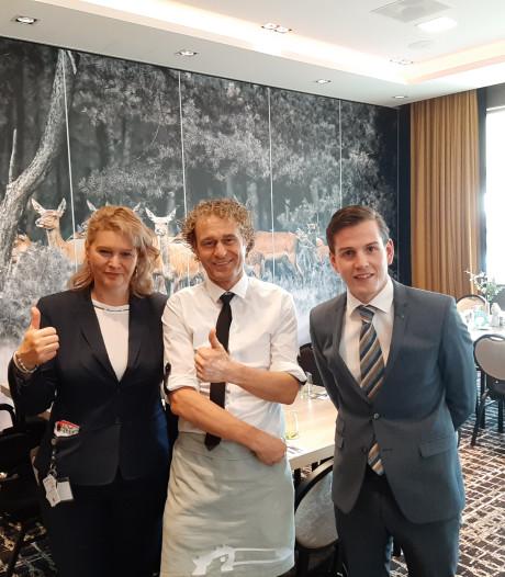 Personeel Hotel Apeldoorn: 'Als Nederland wint, winnen wij ook'