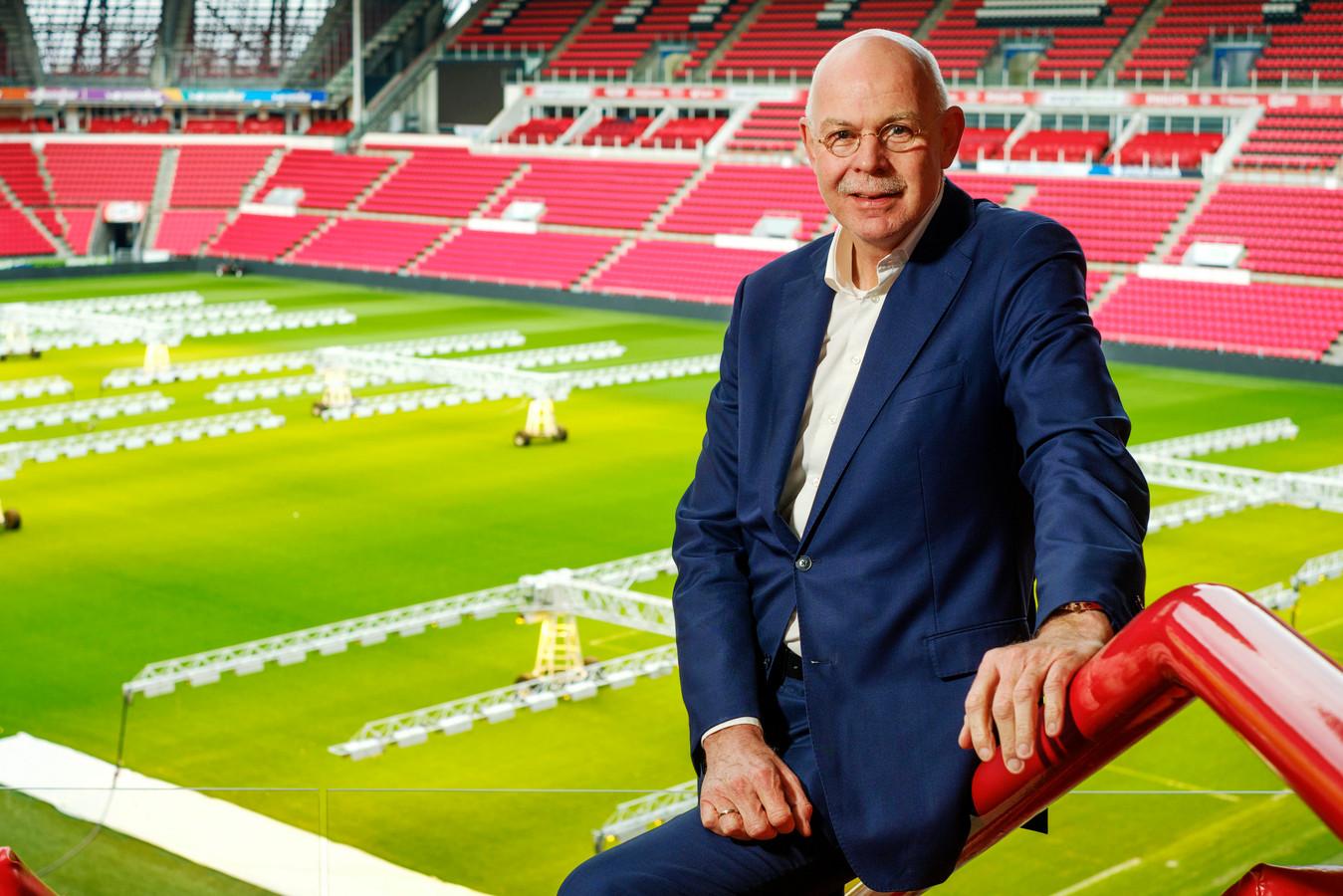 Toon Gerbrands blijft tot medio 2025 verbonden aan PSV.