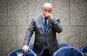 Minister Ferd Grapperhaus van Justitie (CDA) in de Tweede Kamer.  Hij kondigde na de moord op Humeyra ook weer een serie maatregelen aan.
