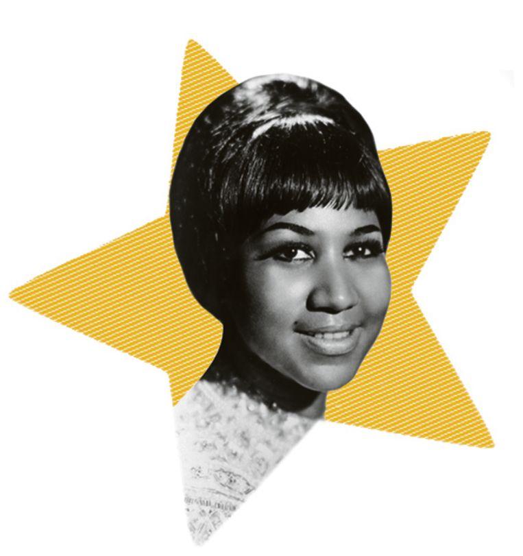 Aretha Franklin werd vervoerd in dezelfde lijkwagen als Rosa Parks. Beeld