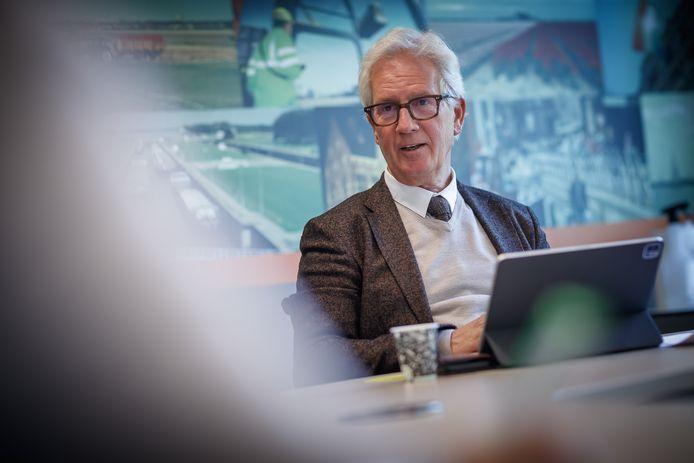 Zevenbergen - 22-9-2020 - Foto: Pix4Profs/Marcel Otterspeer - Burgemeester Jac Klijs van Moerdijk kondigde aan juni 2021 te willen stoppen.