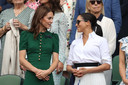 Kate Middleton en Meghan Markle kregen een heel andere behandeling van de pers.