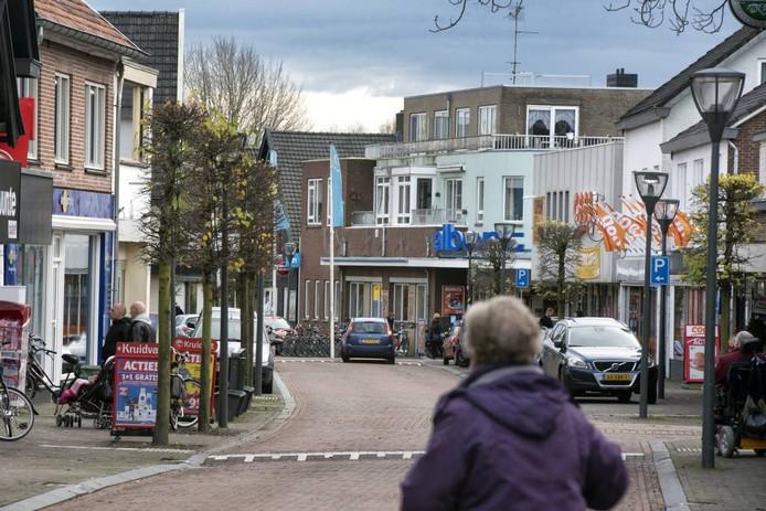 De Groenestraat in Rheden.