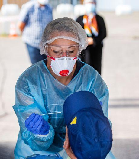 West-Brabant: veel besmettingen, maar weinig ziekenhuisopnames