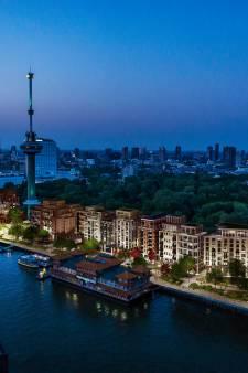 Plan: honderden nieuwe woningen bij de Euromast