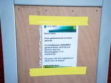 ABN AMRO sluit 470 geldautomaten vanwege plofkraken