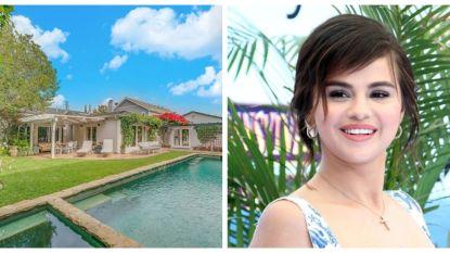 BINNENKIJKEN. Selena Gomez verkoopt riante villa in Los Angeles