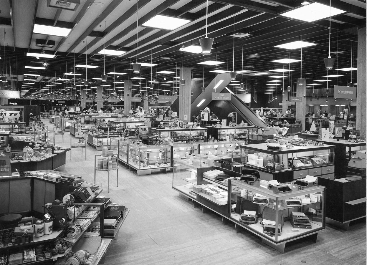 De Bijenkorf Rotterdam viert 60-jarig bestaan met tentoonstelling ...