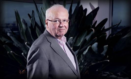 Chris Oomen, directeur van zorgverzekeraar DSW.