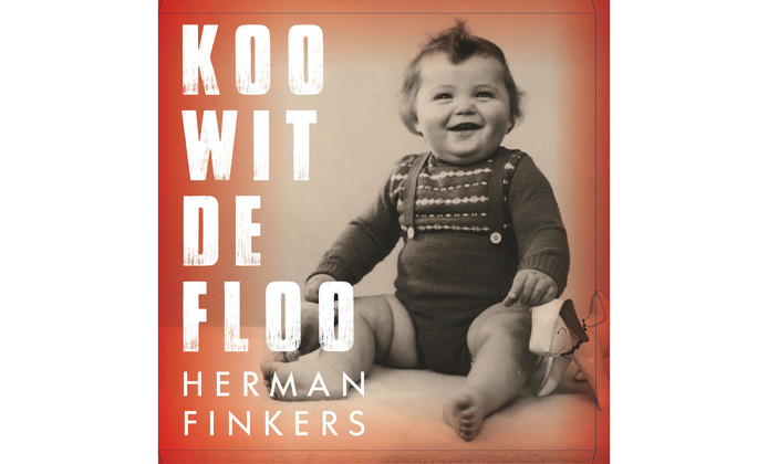 """CD hoesje Herman Finkers 'Koo wit de floo"""""""