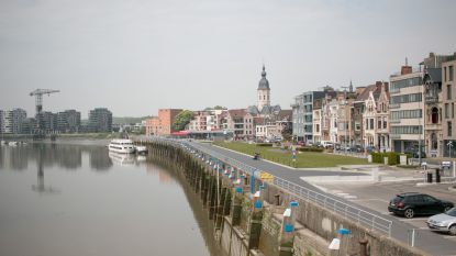 'Hoogtij' in Temse: feest op en rond de Schelde