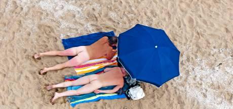 Politie waarschuwt naaktlopers Rhenen: 'dit wordt heel prijzig'