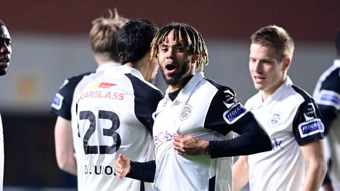 Bongonda gidst Genk met twee goals naar zege in derby tegen STVV én naar 12 op 12
