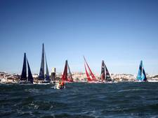 Brunel vierde in tweede etappe Ocean Race